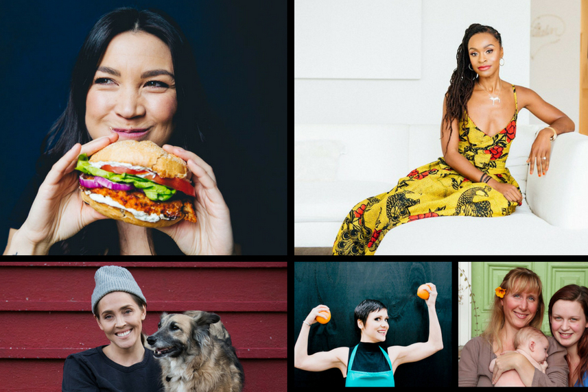 Eight Women Changing The World For Animals Through Food