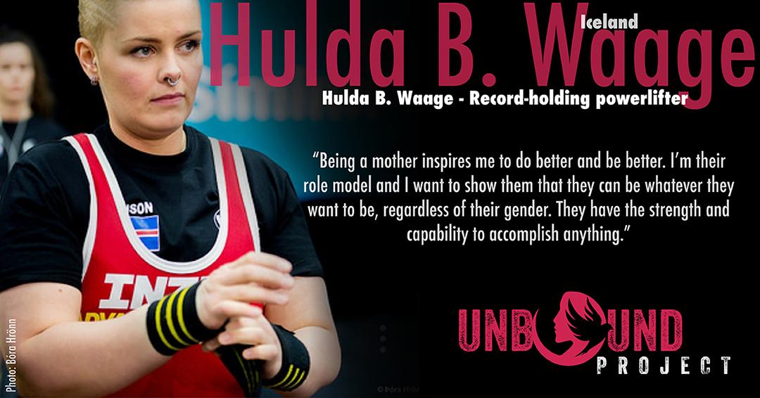 Hulda B. Waage
