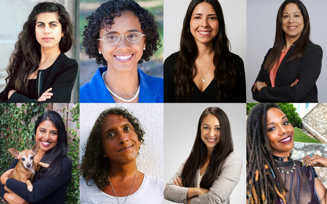 Eight Women of Colour Changing the World for Animals