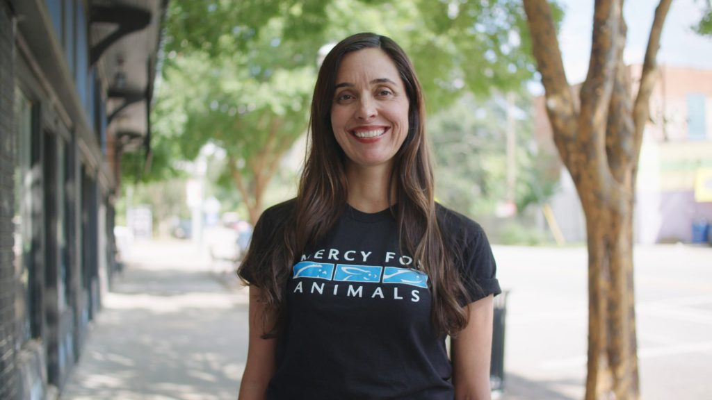 Leah Garcés - Mercy For Animals