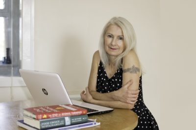 Rebecca Knowles, Vegan Outreach Scotland